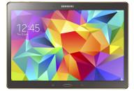 "Купить - планшет  Samsung Galaxy Tab S 10.5"" 16GB Titanium Bronze (SM-T800NTSASEK)"