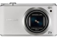 Купить - фотоаппарат  Samsung WB350F White