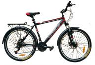 """Купить - велосипед  Titan 27,5""""Jaguar 19"""" black/red"""