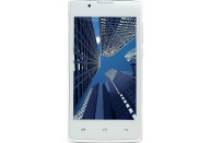 Купить - мобильный телефон и смартфон  Fly FS401 White