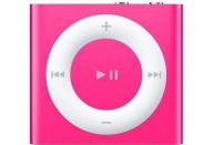 Купить - MP3 / MP4-плеер  Apple A1373 iPod shuffle 2GB Pink (MKM72RP/A)
