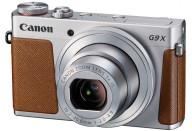 Купить - фотоаппарат  Canon PowerShot G9 X Silver