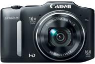 Купить - фотоаппарат  Canon PowerShot SX160 IS Black