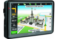 Купить - GPS-навигатор  Prology iMap-5600 Gun Metal