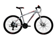"""Купить - велосипед  Cronus Coupe 4.0 19"""" white/red/black"""