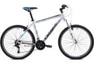 """Купить - велосипед  Cronus COUPE 0.5 (2016) 19"""" белый/чёрный/син мат"""