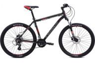"""Купить - велосипед  Cronus COUPE 4.0 (2016) 21"""" темно-серый/св.сер/красн мат"""