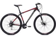 """Купить - велосипед  Cronus Holts 1.0 29"""" 21 (2016) черный/серый/красный"""