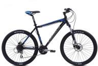 """Купить - велосипед и аксессуар  Cronus HOLTS 3.0 (2016) 21"""" чёрный/серый/син мат"""