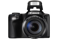 Купить - фотоаппарат  Canon PowerShot SX510 HS Black + фирменный чехол и КП