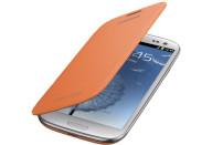 Купить - чехол для телефона  Samsung EFC-1G6FOECSTDдляI9300 Orange