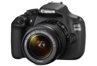 Купить - фотоаппарат  Canon EOS 1200D Black 18-55 IS II kit