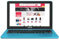 Купить - ноутбук  Asus E202 (E202SA-FD0007D) Thunder Blue