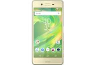 Купить - мобильный телефон и смартфон  Sony Xperia X Performance Dual Lime Gold