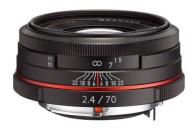 Купить - объектив  Pentax HD DA 70mm f/2.4 Limited Black