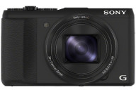 Купить - фотоаппарат  Sony CyberShot DSC- HX50 Black