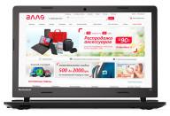 Купить - ноутбук  Lenovo IdeaPad 100 (80MJ00R3UA)