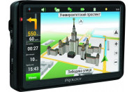 Купить - GPS-навигатор  Prology iMap-5600 Black