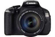 Купить - фотоаппарат  Canon EOS 600D Kit 18-135 IS