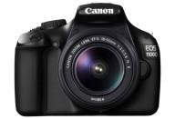 Купить - фотоаппарат  Canon EOS 1100D Kit 18-55 IS II