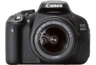 Купить - фотоаппарат  Canon EOS 600D Kit 18-55 IS II