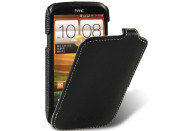 Купить - чехол для телефона  Melkco Leather Case Jacka Black for HTC Desire V/ Desire X (O2DESVLCJT1BKLC)