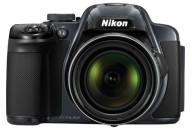 Купить - фотоаппарат  Nikon Coolpix P520 Silver