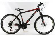 """Купить - велосипед  Titan 26"""" Protey 19 черно-красный"""