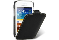 Купить - чехол для телефона  Melkco Jacka leather case for Samsung S6802 Galaxy Ace DuoS, black (SS6802LCJT1BKLC)