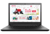 Купить - ноутбук  Lenovo IdeaPad 100-15 (80QQ008EUA) Black