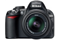 Купить - фотоаппарат  Nikon D3200 + 18–55mm VRII Black KIT