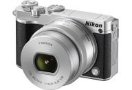 Купить - фотоаппарат  Nikon 1 J5 10-30 PD-Zoom Silver Kit