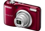 Купить - фотоаппарат  Nikon Coolpix A10 Red