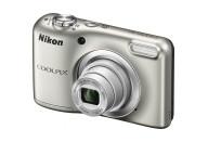 Купить - фотоаппарат  Nikon Coolpix A10 Silver