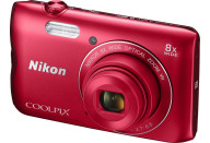 Купить - фотоаппарат  Nikon Coolpix A300 Red