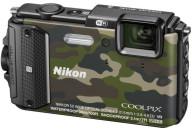 Купить - фотоаппарат  Nikon Coolpix AW130 Camouflage