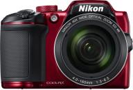 Купить - фотоаппарат  Nikon Coolpix B500 Red