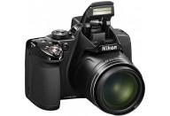 Купить - фотоаппарат  Nikon Coolpix P530 Black