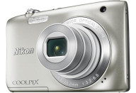Купить - фотоаппарат  Nikon Coolpix S2900 Silver