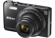 Купить - фотоаппарат  Nikon Coolpix S7000 Black