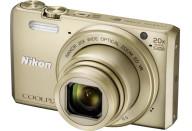 Купить - фотоаппарат  Nikon Coolpix S7000 Gold