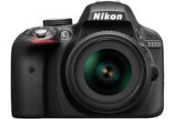Купить - фотоаппарат  Nikon D3300 18-105 VR Kit