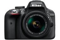 Купить - фотоаппарат  Nikon D3300 18-55 AF-P VR Kit