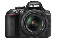 Купить - фотоаппарат  Nikon D5300 + 18-55 VR black