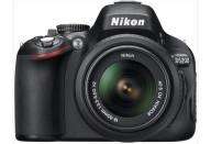 Купить - фотоаппарат  Nikon D5200 AF-S 18-55 VR Kit