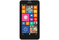 Купить - мобильный телефон и смартфон  Nokia Lumia 630 Dual SIM White (Black)