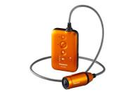 Купить - видеокамеру  Panasonic HX-A100 экстрим Orange