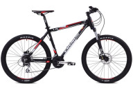 "Купить - велосипед и аксессуар  Cronus 21""Rover 1.0 black/red/white matt"