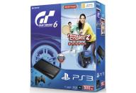 Купить - игровую консоль  Sony PS3 500 GB+GT6/Sport Champ2 ESN/Mov/Cam