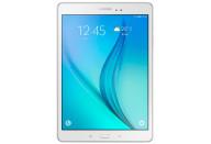 "Купить - планшет  Samsung Galaxy Tab А SM-T555 9,7"" LTE 16Gb White (SM-T555NZWASEK)"